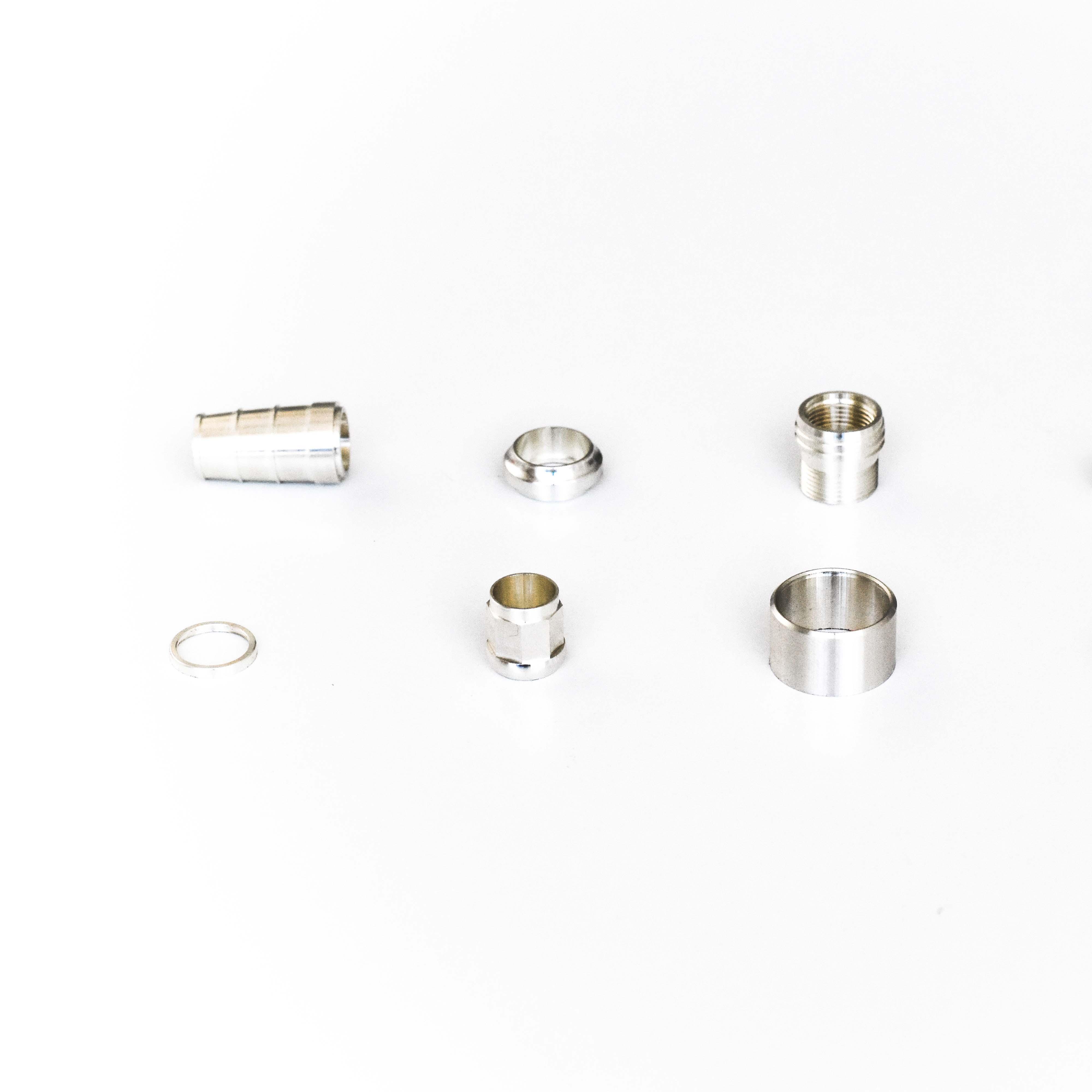 Componenti in argento