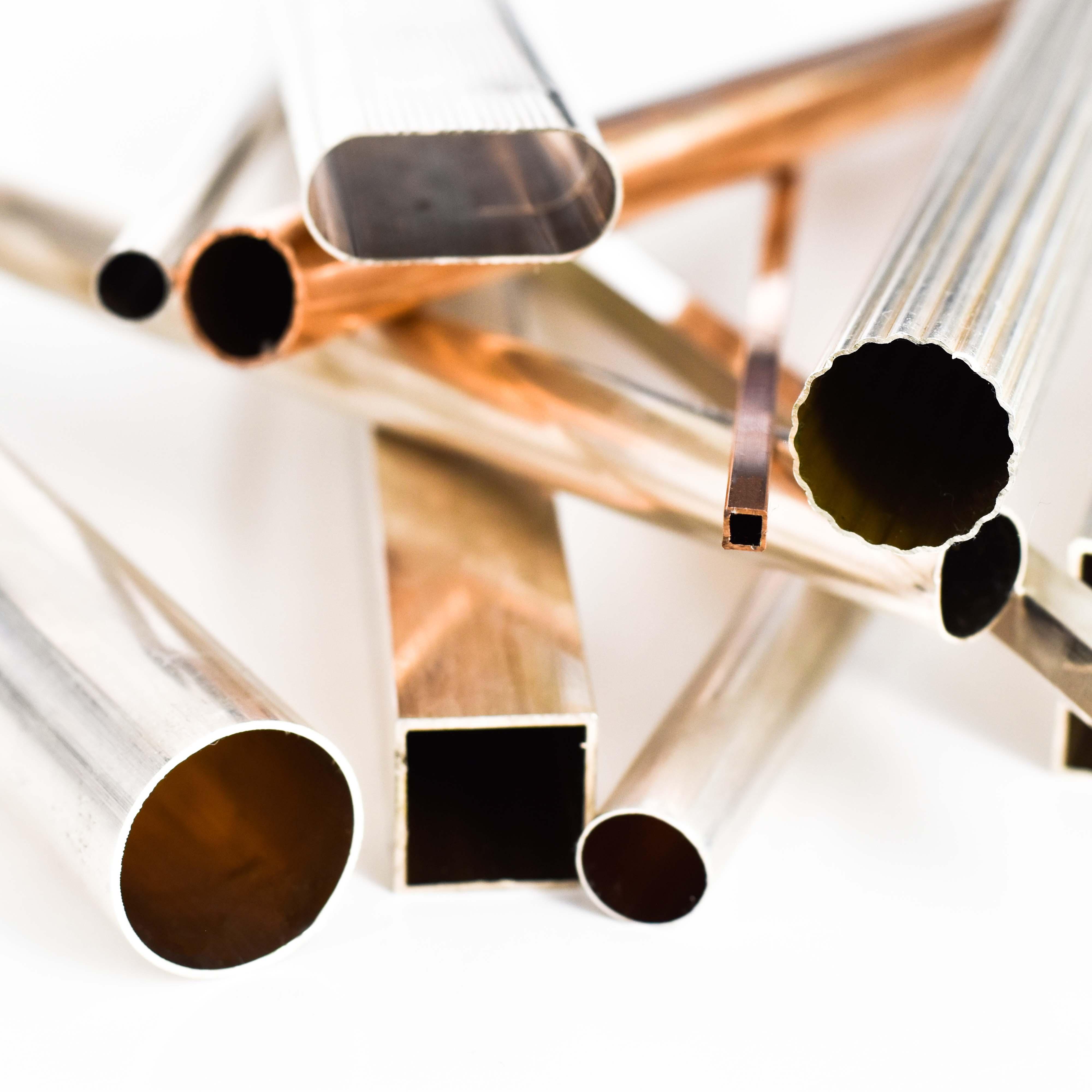 Trafilati in argento in vari profili e misure