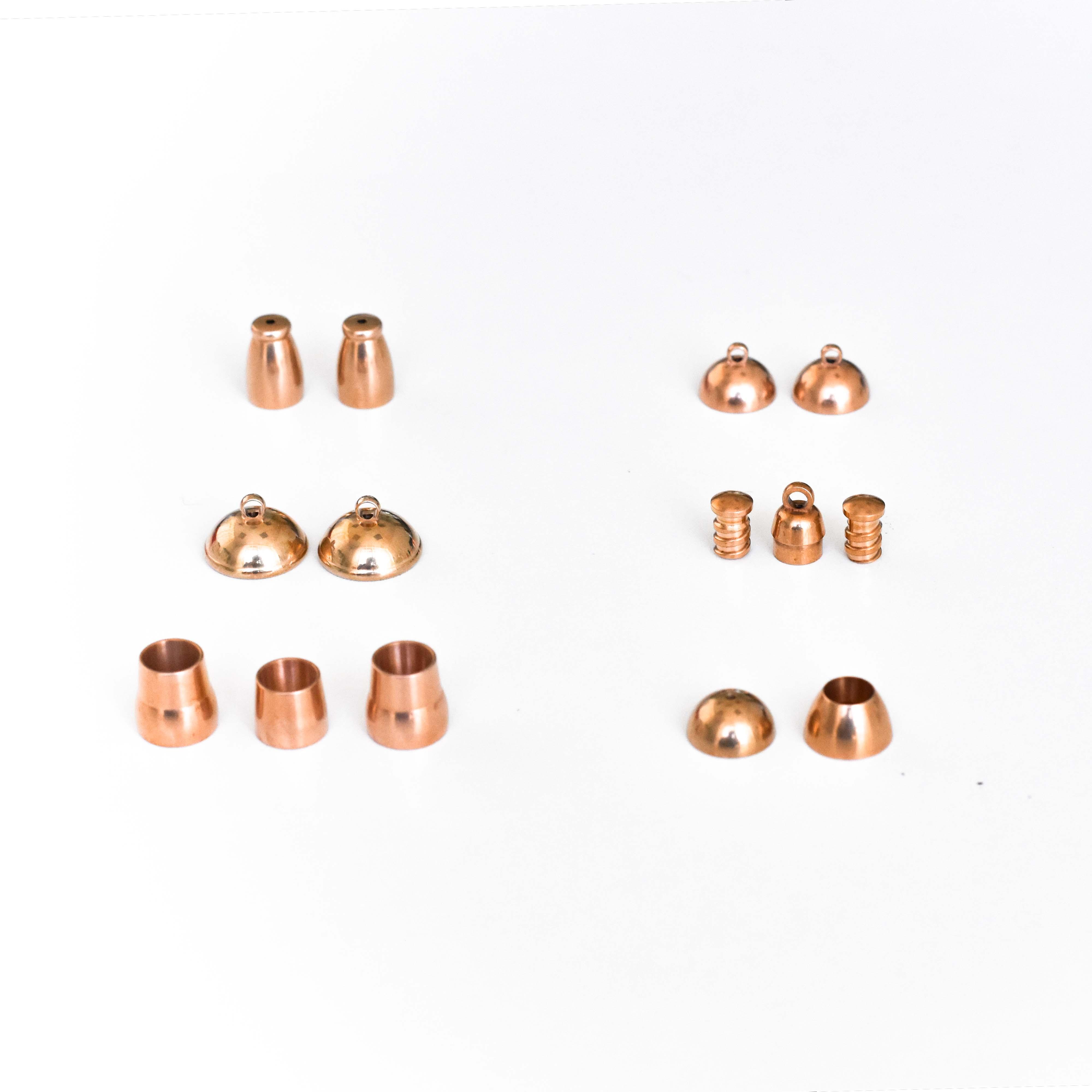 Anelli in argento e bronzo anche assemblabili a incastro o con filettatura (2)